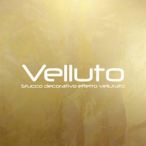 Декоративна боя Velluto